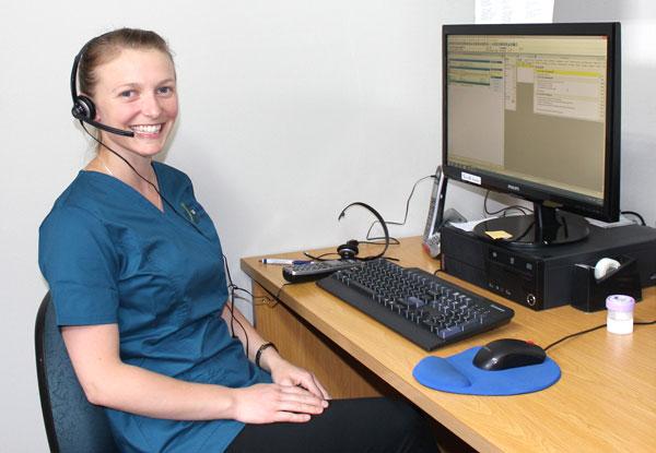 Gore-Medical-Sandi-Holden-Phone-Service