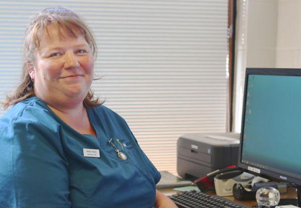Hannah MacKay - Registered Nurse